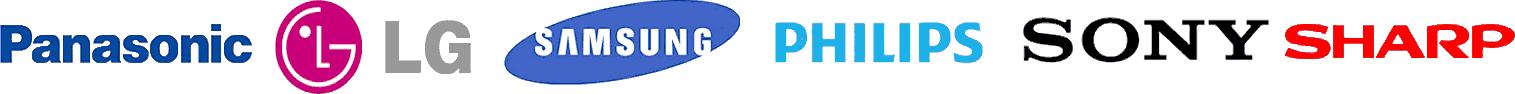 Sony_Samsung_Philips_LG_Panasonic_