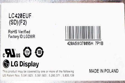 LC420EUF (SD)(F2) Матрица для LG 42LW575S в наличии купить