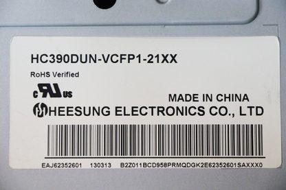 HC390DUN-VCFP1-21XX Матрица для LG 39LN5100 в наличии купить