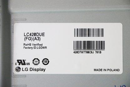 LC420DUE (FG)A3) Матрица для LG 42LB563V в наличии купить