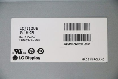 LC420DUE (SF)(R3) Матрица для LG 42LN540V в наличии купить