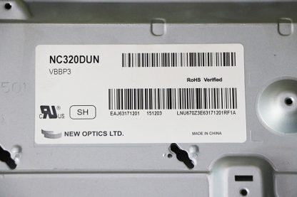 NC320DUN VBBP2 SH Матрица для LG 32LF560V в наличии купить