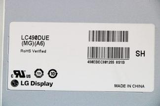 LC490DUE (MG)(A6) Матрица для LG 49LF550V в наличии купить