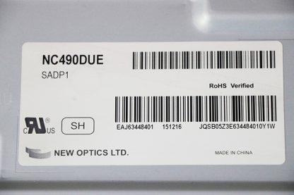 NC490DUE SADP1 SH Матрица для LG 49LH510V в наличии купить