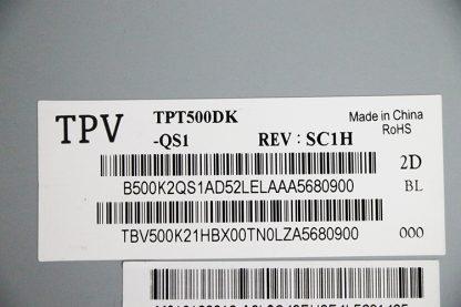 TPT500DK-QS1 REV:SC1H Матрица для PHILIPS 50PUT6400 в наличии купить
