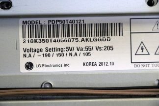 PDP50T40121 Матрица для LG 50PM4700 в наличии купить