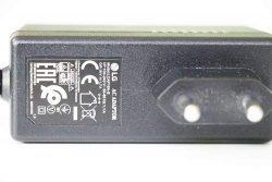Адаптер блок питания для монитора LG 19V-1.7A LCAP16A-E