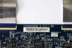 T550HVN08.3 Ctrl BD 55T23-C0A