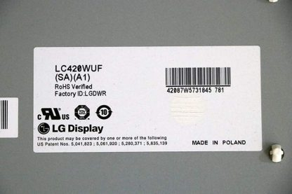 LC420WUF(SA)(A1)