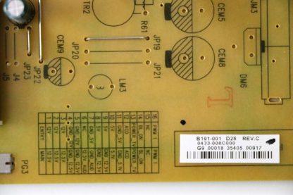 B191-001 D26 REV.C 4H.B1910.001 D1