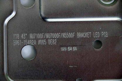 y18 43 nu7100fnu7000fn5500f LED PCB BN61-15482A